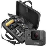 VENDO Camara nueva GoPro HERO5 BLACK en la caja y maleta de accesorios