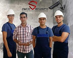 Instalaciones CCTV, automática, electricidad y sistemas de seguridad.