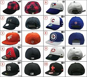 CAPBRO GORRAS 100 ORIGINALES Abril 2018 3er Domingo 39cd5e9f6f2