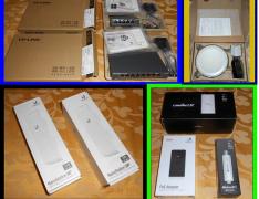 Wifi en Casa. Nanos .Microtik.Cable. Router 56138656