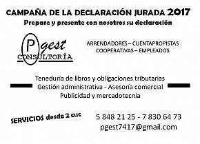 GESTOR Y ASESOR DE NEGOCIOS - CONTABILIDAD - GESTIONES ONAT - DEUDAS