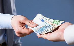 Pedir prestado dinero de ofertas especiales