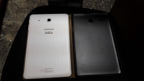 Tablet Samsung SMT560 Galaxy Tab con protector y cargador