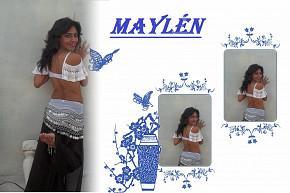 Las mil y una noches con Maylen