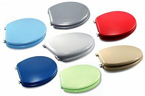 Tapas de inodoro (taza) solo hay en blanco Pachi 55516619