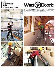 WATT ELECTRIC - INSTALACIONES ELÉCTRICAS