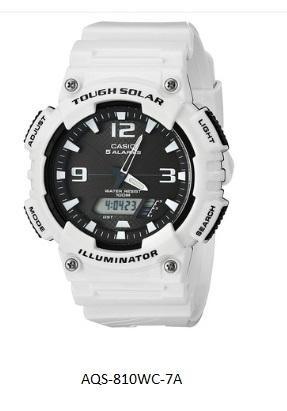 75b37c018a15 Vendo Reloj Casio AE-1000WD-1AV y solar AQ-S810WC NEW 53850225