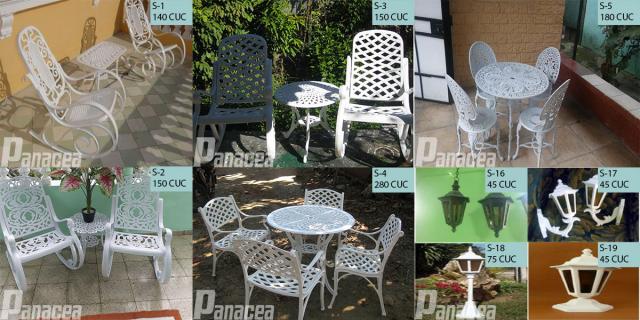 Muebles para Terraza(Sillones,Columpio,Mesas,Bancos..)Transporte ...