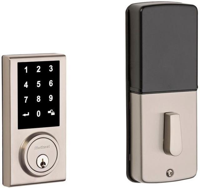 Cerradura electronica de acceso por codigo kwikset digital compra venta 159 cuc la - Cerraduras electronicas para casa ...