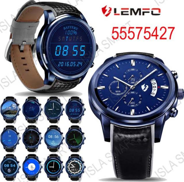 5fccf9db33b2 LEMFO LEM 5 PRO      RELOJ SMART WATCH     DE LUJO      55575427 LEMFO LEM  5 PR