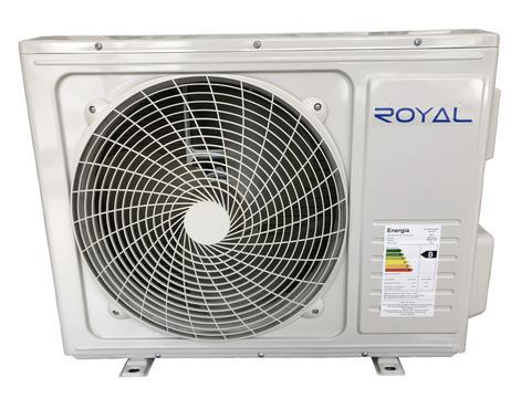 Vendo split royal inverter 1TON GRIS NUEVO kit tuberia gas ecologico 52527656