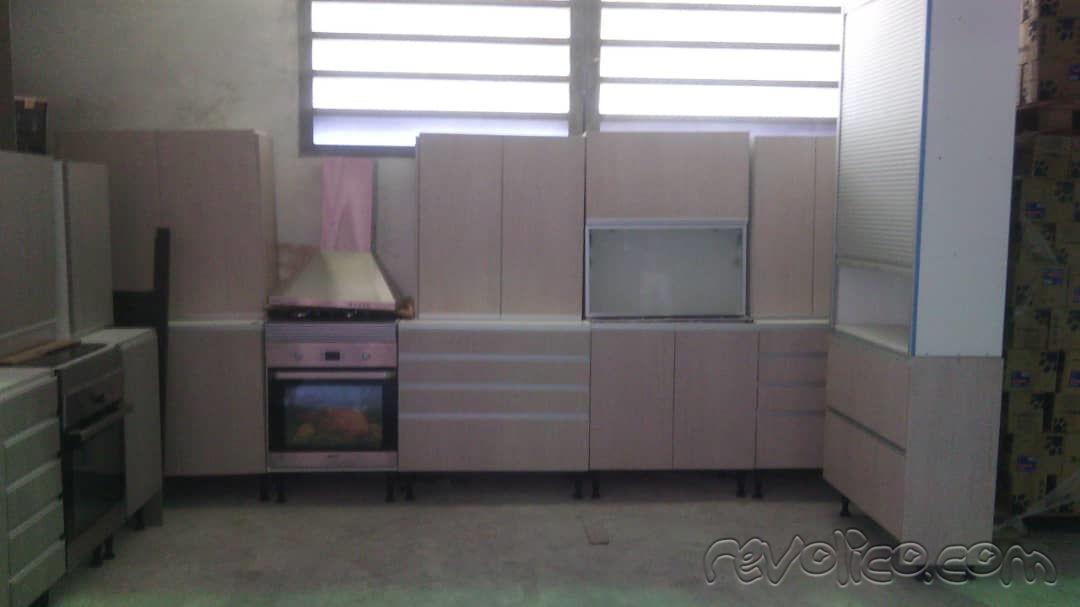 Vendo mueble de cocina completo armable con accesorios ...